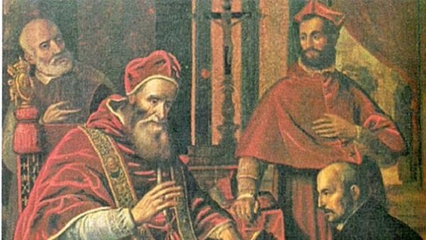 ЈЕЗУИТИ – Покорност папи и духу папизма