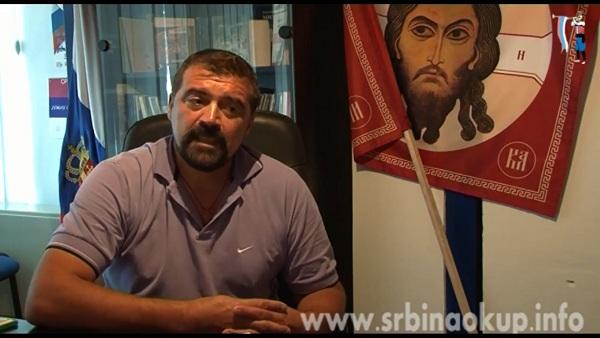 Срби кажу НЕ шиптарским изборима! (ВИДЕО)