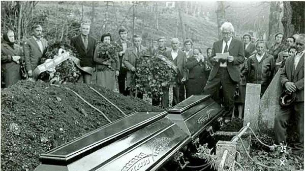 Гробница без обиљeжја у Смиљану – сјећање на злочин 5. марта