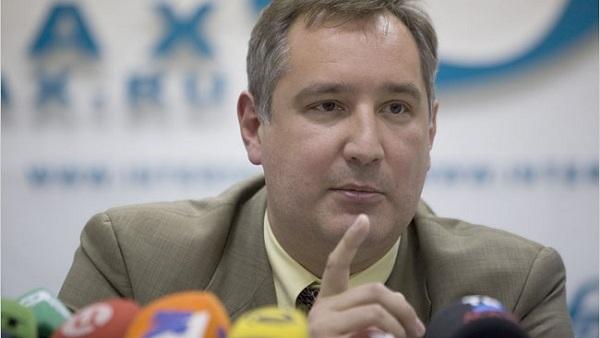 Рогозин: Запад је мајмун са гранатом!