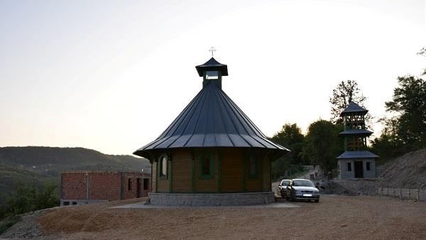 Освећење цркве Светог архиђакона и првомученика Стефана у Ариљу (ВИДЕО)