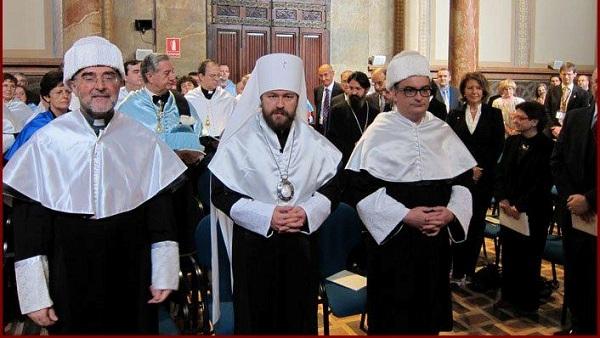 Иларион Алфејев – алфа и омега екуменизма у РПЦ (ВИДЕО)