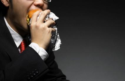 Не једите халапљиво
