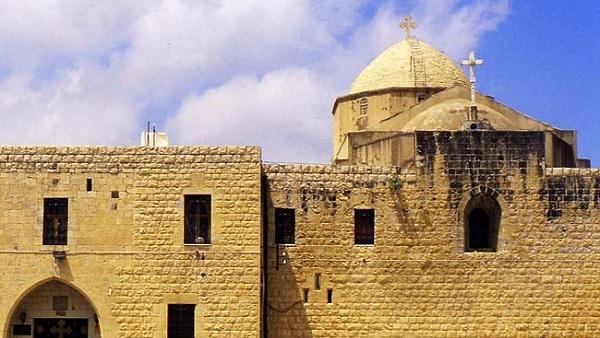 Монаси одбили напад побуњеника на сиријски православни манастир