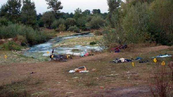 Убица деце у Гораждевцу из Чекуовог села?