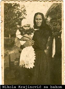 Прича о малом Николи Крајиновићу и његовој породици и како је због усташа заувек остао беба