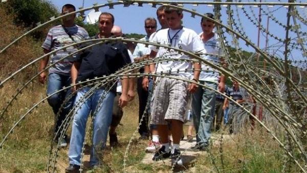 Псеудоповратак Срба на Косово