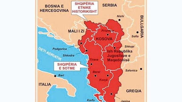 """Албанци праве """"Природну Албанију"""""""