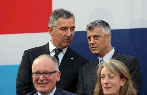Ђукановић са премијером Албаније и Тачијем поделио задовољство досадашњом сарадњом
