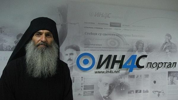 Отац Лука из Сирије (игуман у српском манастиру): Побуњеници су окупатори из иностранства
