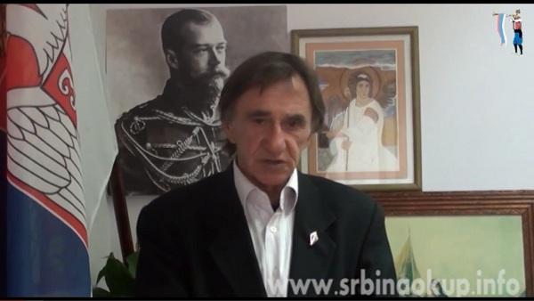 Не шиптарским изборима – драмски писац и публициста Рајко Ђурђевић (ВИДЕО)