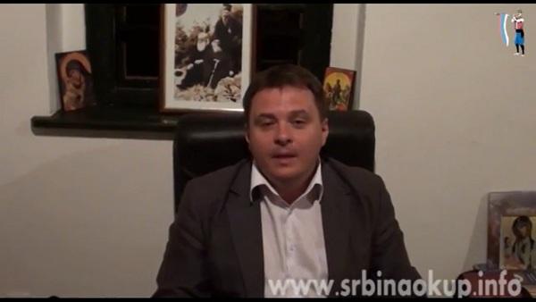 НЕ ШИПТАРСКИМ ИЗБОРИМА – Мр Зоран Чворовић (ВИДЕО)