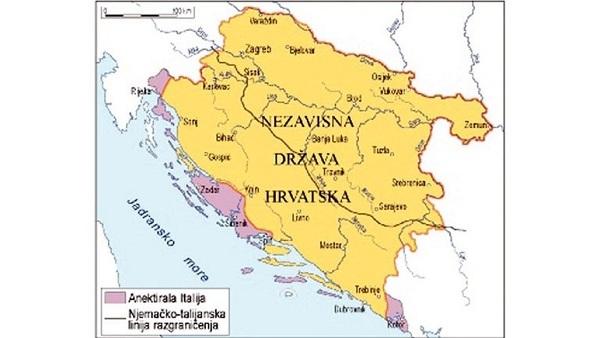 Комунисти тражили Хрватску до Земуна