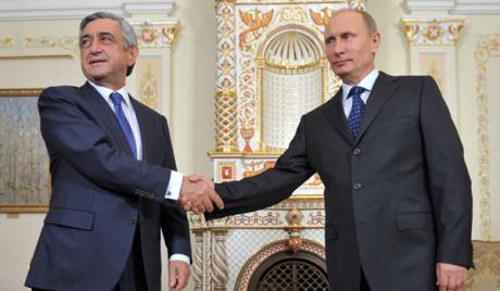 Јерменија се прикључује оснивању Евроазијске уније и демантује Дачића