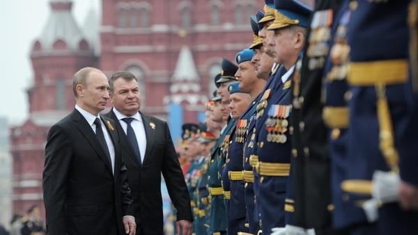 Русија се спрема за рат са НАТО