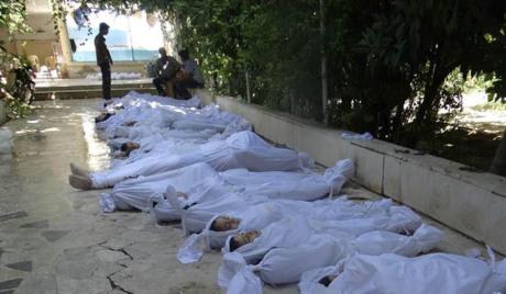 Злочин у Дамаску – повод за истину о Рачку