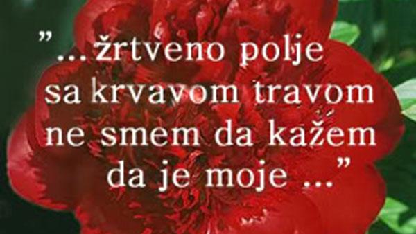 Косово најскупља српска реч
