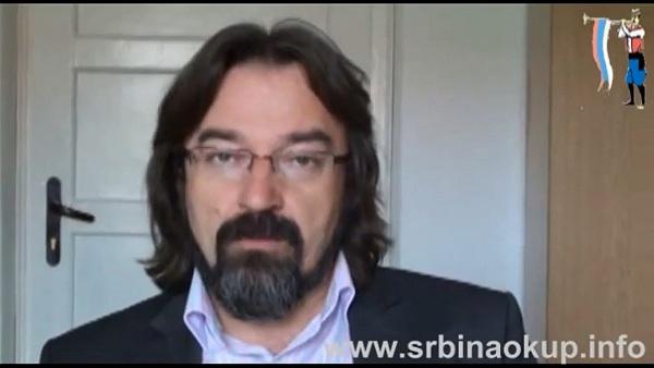 НЕ шиптарским изборима –  Проф. др Драгиша Бојовић (ВИДЕО)