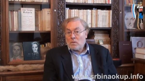 НЕ шиптарским изборима – Проф. Ив Батај (ВИДЕО)