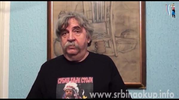 Не шиптарским изборима – новинар Марко Јанковић (ВИДЕО)