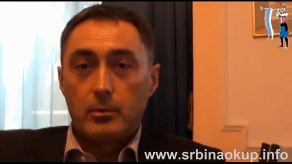 Не шиптарским изборима –  Народни посланик Милан Лапчевић (ВИДЕО)