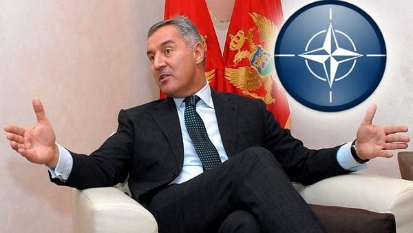 Црна Гора треба да уђе у НАТО да би одлучивала о себи