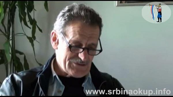 Не шиптарским изборима – Мирослав Жупањевац (ВИДЕО)