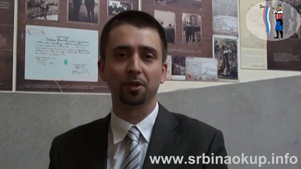 """Не шиптарским изборима – Стефан Стојков """"НОМОКАНОН"""" (ВИДЕО)"""