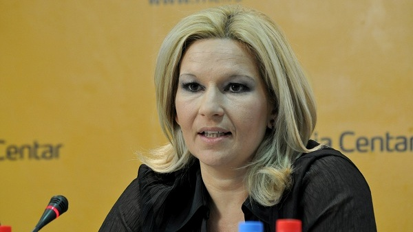 Госпођа министарка о којој Нушић ни сањао није