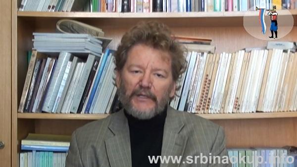 Не шиптарским изборима – др Слободан Антонић (ВИДЕО)