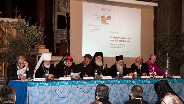 Одржан међурелигијски сусрет у Риму; српске екуменисте представљао еп. бачки Иринеј (ФОТО-ВИДЕО)