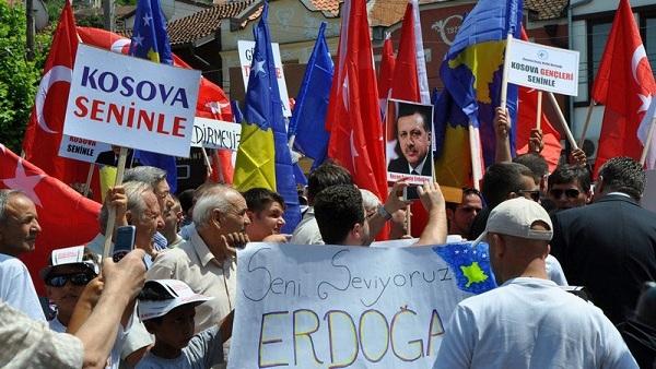 Косово хоће да буде део Турске