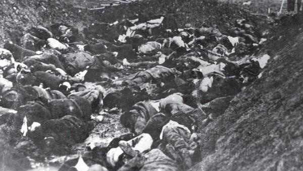 Немци у Краљеву убили 2.190 цивила!