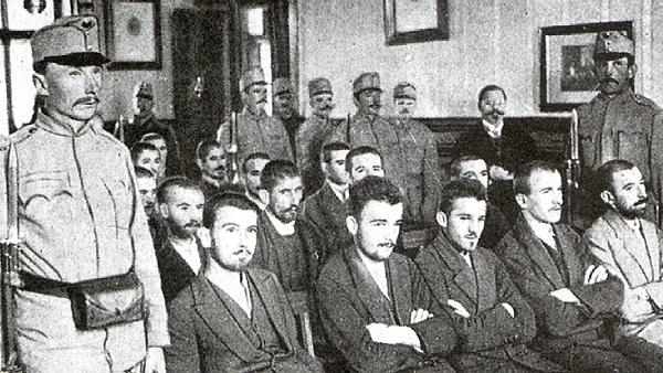 Србија била као Иран данас, Принцип терориста