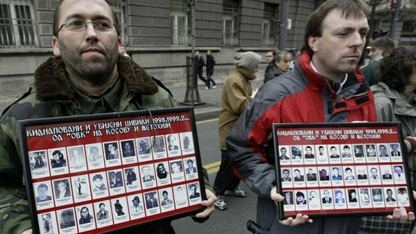"""Оца киднаповали шиптари, а ћерка посланик у скупштини """"Косова"""""""