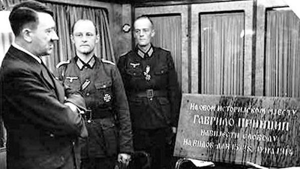Принцип пуцао и у Хитлера
