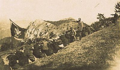 На данашњи дан аустроугарски генералштаб издао наређење за запоседање Црне Горе