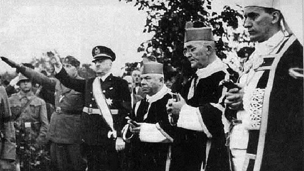 Нацистичка НДХ као претеча европске Хрватске (ВИДЕО)