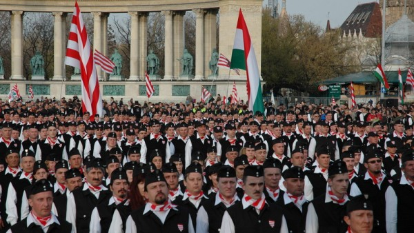 Мађарски десничари (ЈОБИК) отварају канцеларију у Суботици. СВМ запрепашћен