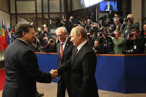 Без линија подела на бриселском самиту Русија-ЕУ