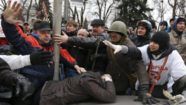У Украјини укинут руски језик