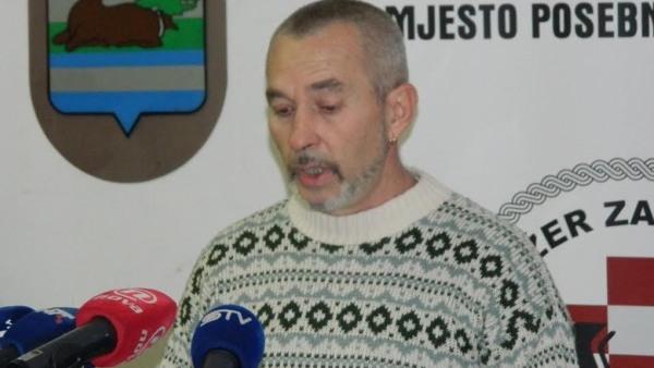 Србин, Предраг Мишић: Ћирилици није мјесто у Вуковару (ВИДЕО)