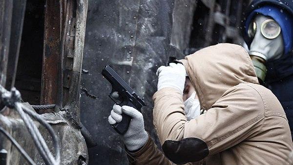 Кијев: наоружани демонстранти кренули према парламенту