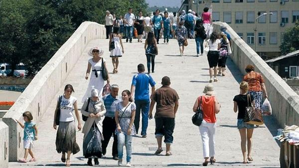 Протести и у Скопљу