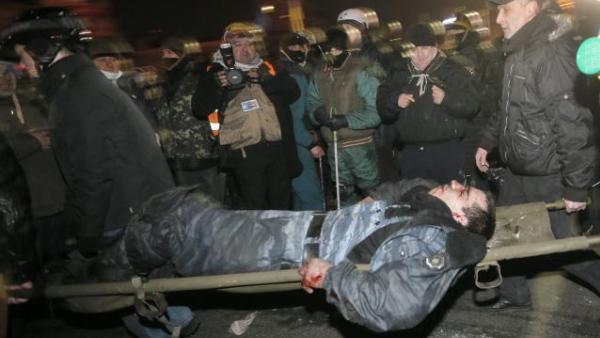 Украјина: Најмање 25 мртвих