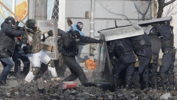 Крим: Ово је почетак грађанског рата у Украјини