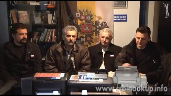 Подршка Руском народу у Украјини (ВИДЕО)