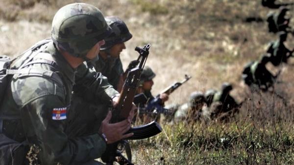 srpska i ruska vojska