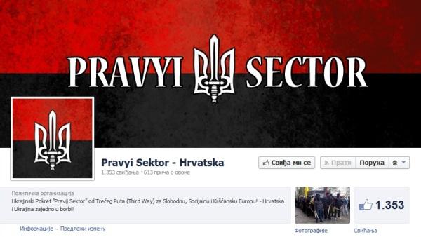 У Хрватској опет на страни фашизма