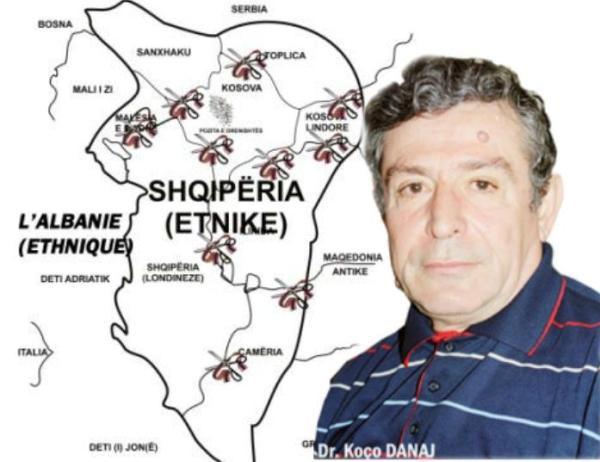 НАТО лобиста: Од Улциња до Гусиња све је албанска територија